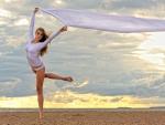Beach Ballerina