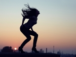 City Sunset Dance
