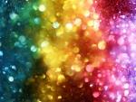 Glittering