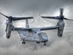 vertical flight aircraft V-22 osprey hdr