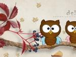 Fall Owl Surprise
