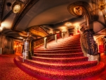 grand theater entrance hdr