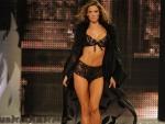 Alessandra modelling lingerie