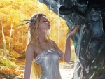 Elf Maiden