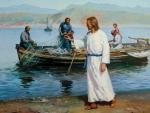 Gospel scene