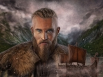Portrait of a viking