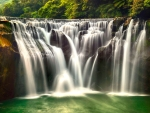 Shifen Waterfall, Tiawan