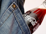 coca cola and jeans