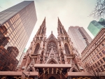 st patricks cathedral in new york city