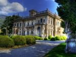 superb mansion hdr