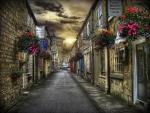 sweet village street hdr