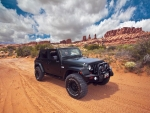 a jeep adventure