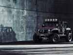 muscle jeep
