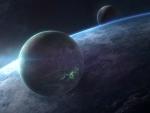 Planetary Horizon