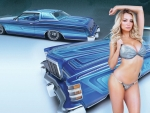 Lindsey Pelas - 1973 Ford Limited