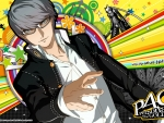 P4 Hero Persona 4 Golden