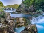 Strbacki buk Waterfall