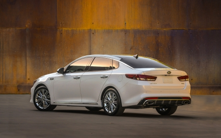 kia optima - kia, optima, korean, wall