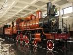 Old Locomotive
