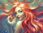 ~Redhead Mermaid~