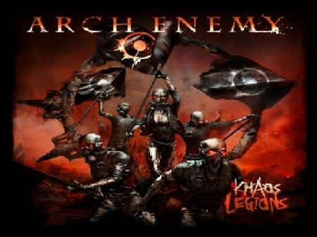 arch enemy - metal, death, arch, music