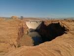 Glen Canyon Dam, Arizona