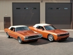 Which Would You Rather Own, 1970 Dodge Challenger or 2010 Dodge Challenger?