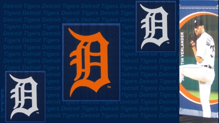 Thank you, Justin Verlander - Michigan Baseball, major league, b1ue, Verlander, Michigan, Detroit Michigan, baseba11, pitching, pitcher, Detroit, Justin, professional baseball, Comerica Park, Justin Verlander, Detroit Tigers