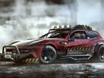 Ferrari Rally Car