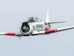 WWII T-6 Texan Trainer