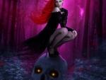 Gothic on Skull