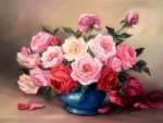 ✿⊱•╮Ms. Spring Roses╭•⊰✿