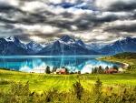 Lanscape-Norway