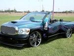 Dodge Ram Truck Convertible