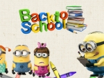 Minions Back to School