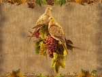 *Autumnal doves*