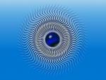 Blue fractals