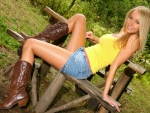 Cowgirl ~ Hayley Marie Coppin
