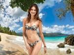 Bikini Model ~ Behati Prinsloo