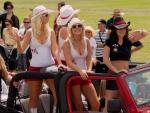 Cowgirls Jeep Ride