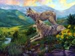 Wolf Heaven