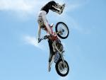 Motocross Aerial Acrobatics