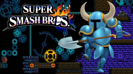 Super Smash Bros Shovel Knight Wallpaper Other Video