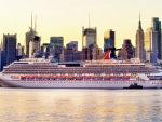 cruise ship in new york city