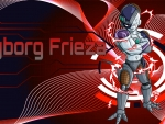 Cyborg Frieza Wallpaper