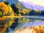 Silver Lake Getaway