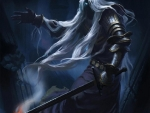 'Mystical warrior'......
