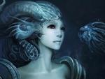 'Princess of the underwater world'.....