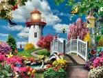 Spring Lighthouse F1