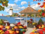 Autumn Seaside
